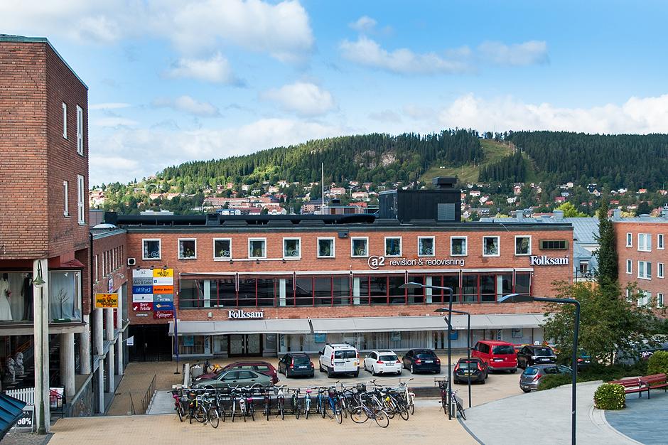 Kontoret i Östersund